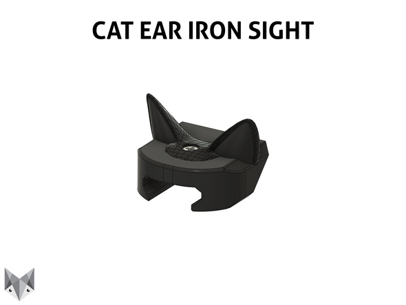 Lynx Ear Iron Sights