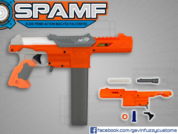 SPAMF by GavinFuzzyCustoms