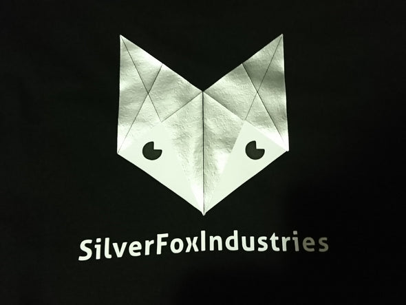 "SilverFoxIndustries ""WAR"" T-Shirt"