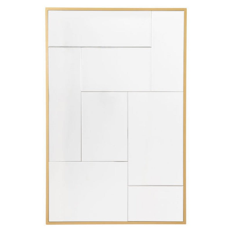 GOLD RECTANGLES MIRROR