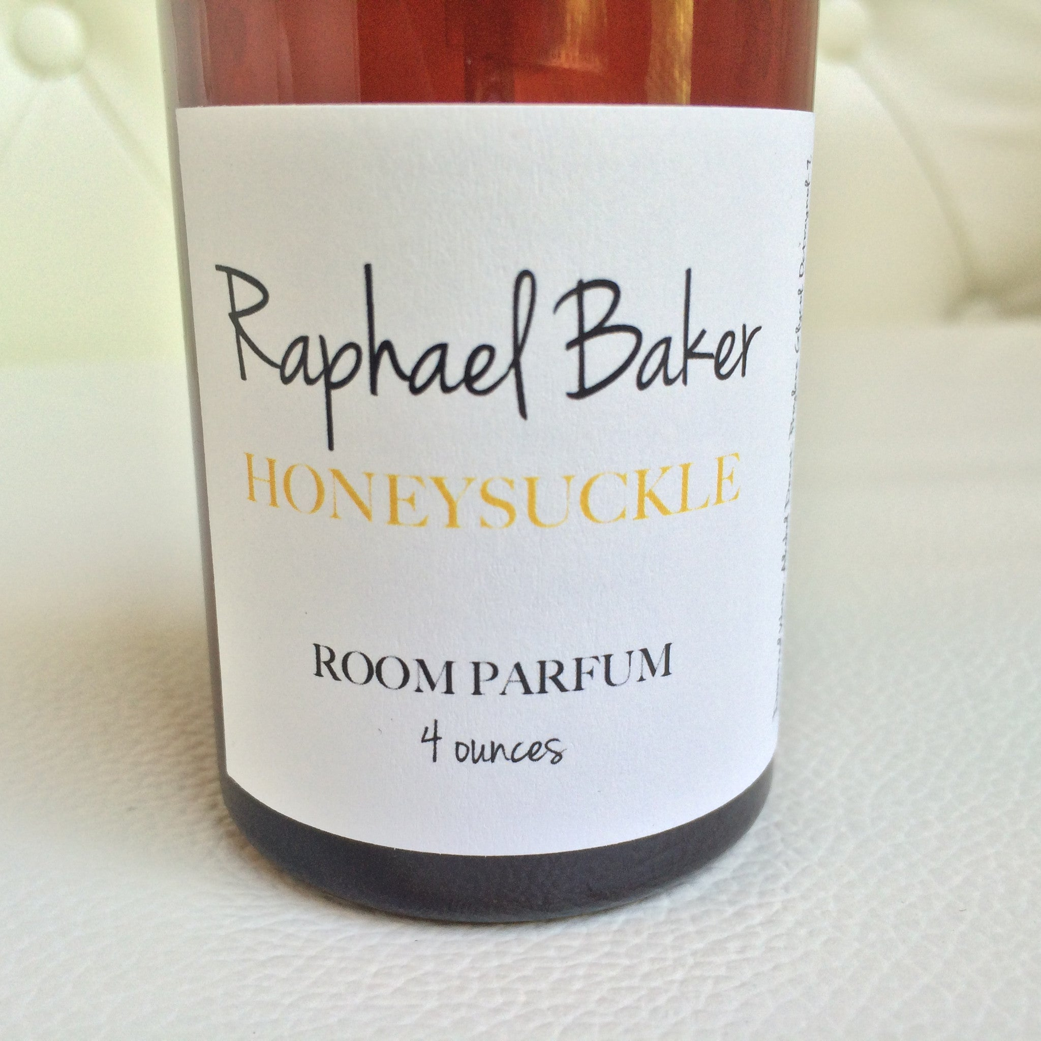 RAPHAEL BAKER 'HONEYSUCKLE' ROOM PARFUM
