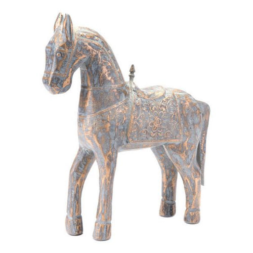 ANTIQUE GOLD HORSE