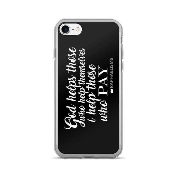 RAPHAELISMs: Pay iPhone 7/7 Plus Case