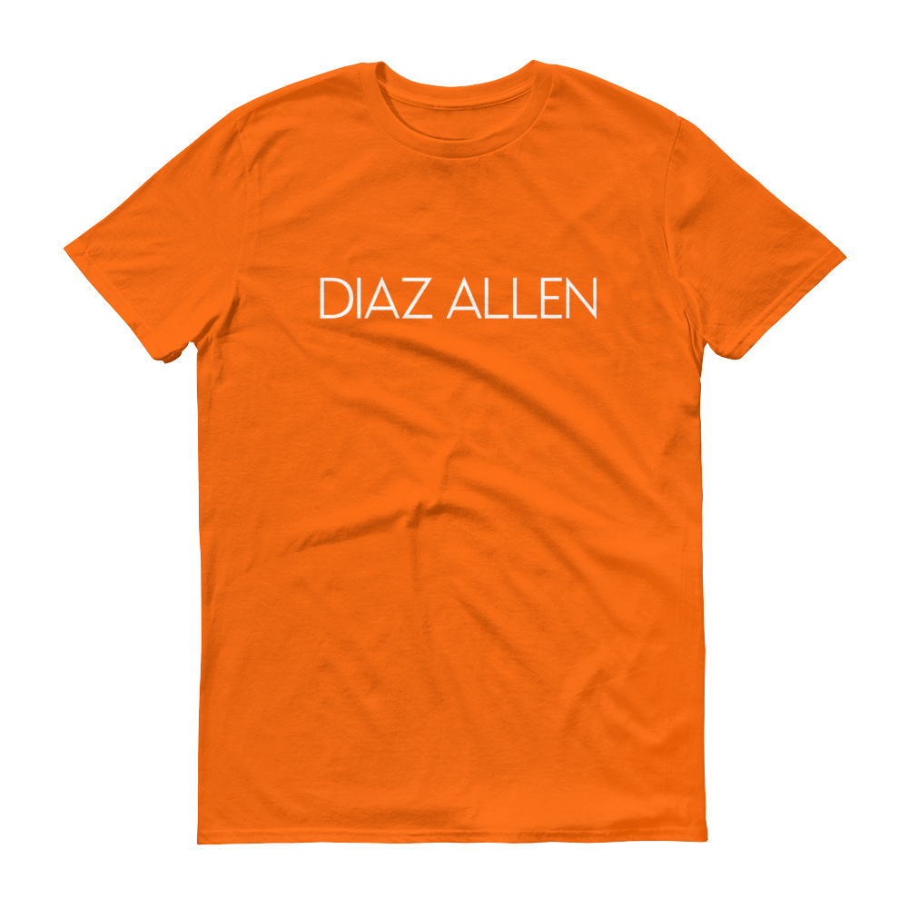 DIAZ ALLEN 'SIGNATURE' T-SHIRT