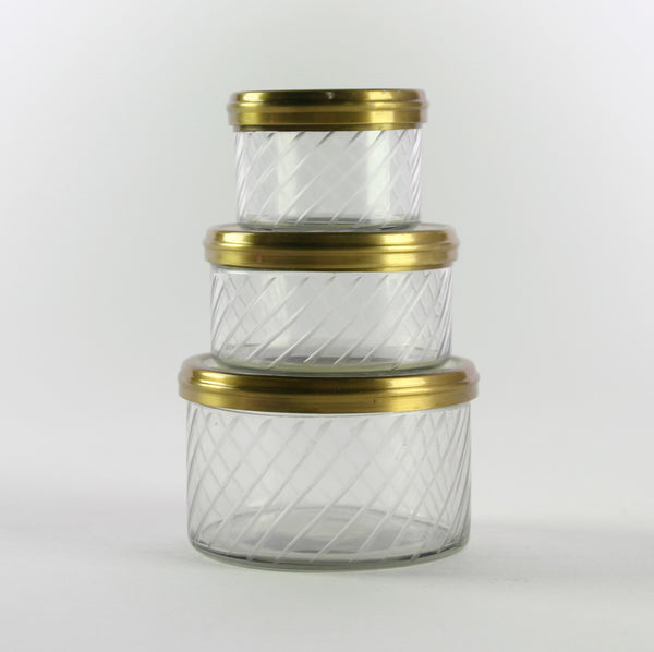 ROYAL CONTAINERS (SET OF 3)
