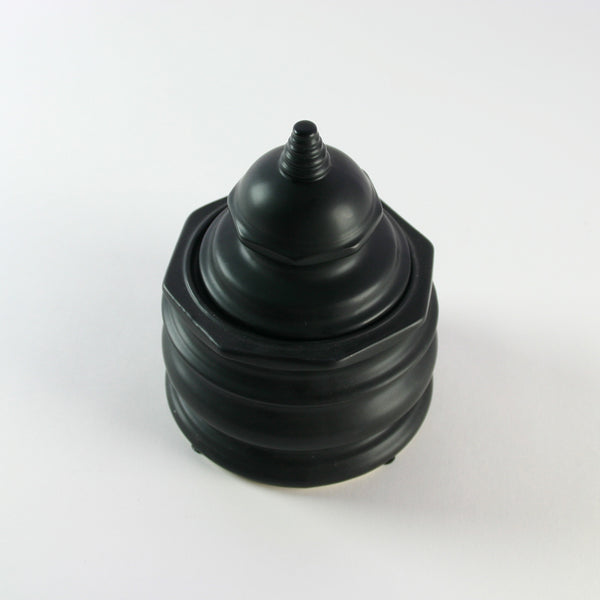 BLACK DUTCH CANISTER