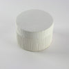 WHITE CANISTERS (SET OF 3)