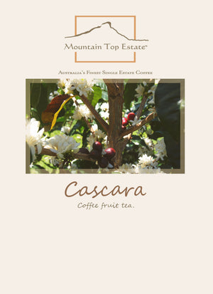 Tea - Cascara (dried coffee fruit)