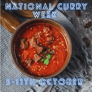 National Curry Week 2020
