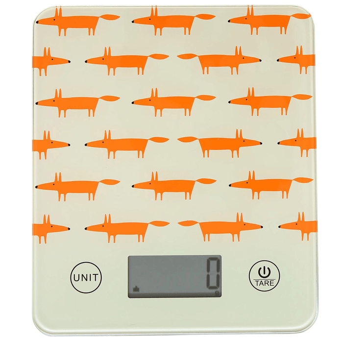 Scion Living Mr Fox Stone Electronic Scales