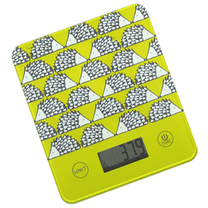 Scion Living Spike Green Electronic Scales