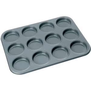 Dexam Yorkshire Pudding Tin (12 cup)