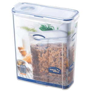Lock & Lock 4.3L Flip Top Cereal Dispenser