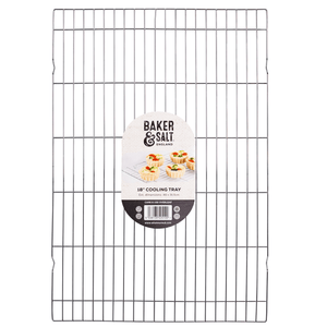 Baker & Salt Large Cooling Rack 18-inch 46cm x 31.5cm