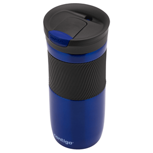 Contigo Byron Snapseal Travel Mug Deep Blue 470ml