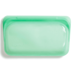 Stasher Silicone reusable Snack bag 19 x 12cm - Mint