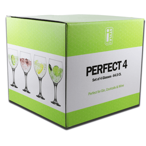 I-Style Gin Balon Cocktail Glass 65cl and gift box