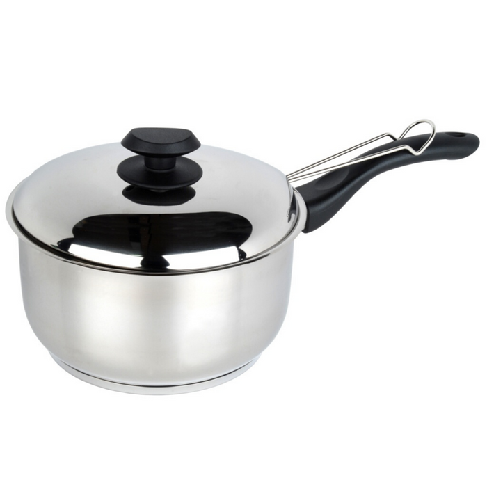Supreme Chip Pan With Lid Stainless Steel - 20cm