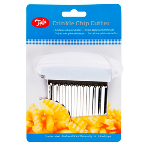 Tala Crinkle Chip Cutter - Stainless Steel Blade