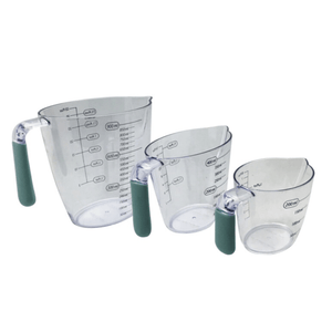 First Choice Measuring Jug Set - 3 Piece