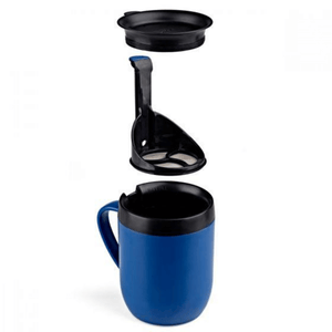travel cafetiere, travel mug