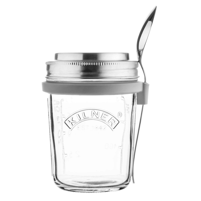 Kilner Glass  Breakfast Jar Set 0025.899