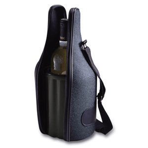 Cellardine - CaddyO Wine Bottle Chiller - Black