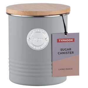 Typhoon Living Sugar Bin - Grey