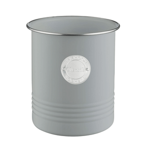 Typhoon Living Utensil Pot-Grey