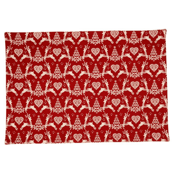 Dexam Yuletide Reversible Placemats Set of 2