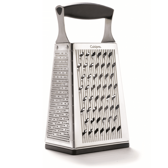 Cuisipro 4 sided box grater