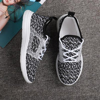 2020  Women's Causal Sneakers Shoes Woman Air Mesh Breathable Women Shoes