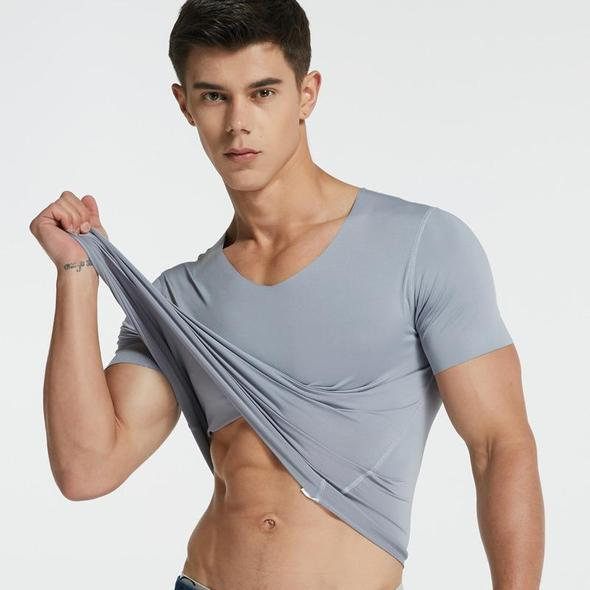 Ice Silk Quick Dry T-Shirt