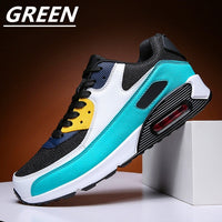 Men`s Running Shoes Lightweight Breathable Mesh Fabric Shoescasual Shoes