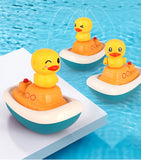 Pirate Duck Water Spray Toy(Including 3 Cute Duck)
