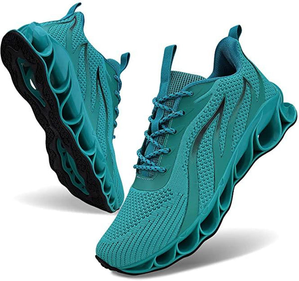 Athletic Shoes Mesh Blade Running Walking Sneaker