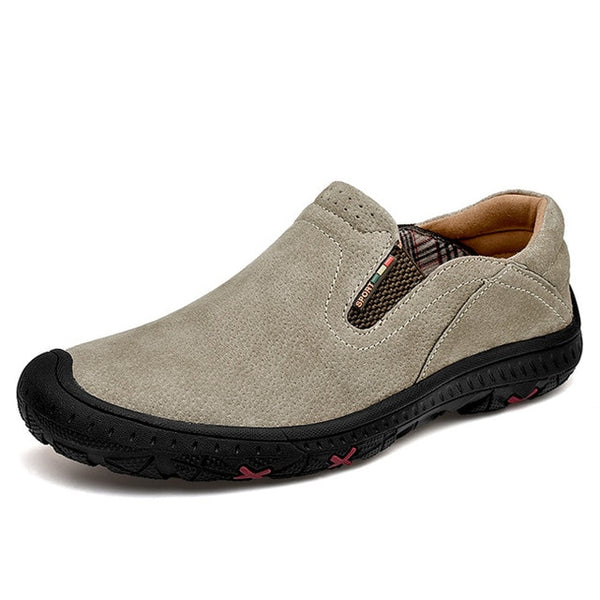 Moccasins Male Loafers For Men Shoes