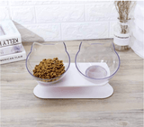 NEW ORTHOPEDIC ANTI-VOMITING CAT FEEDER