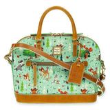 Bambi and Friends Satchel by Dooney & Bourke