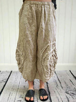 Loose Trousers Wide Leg Pants Casual Fashion