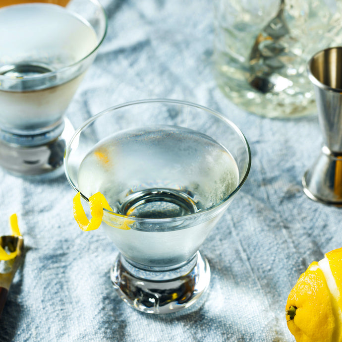 The James Bond Vesper Martini