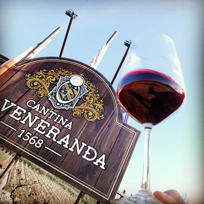 Cantina La Veneranda 1568 (Umbria, Italy) - Wine Partner June 2020