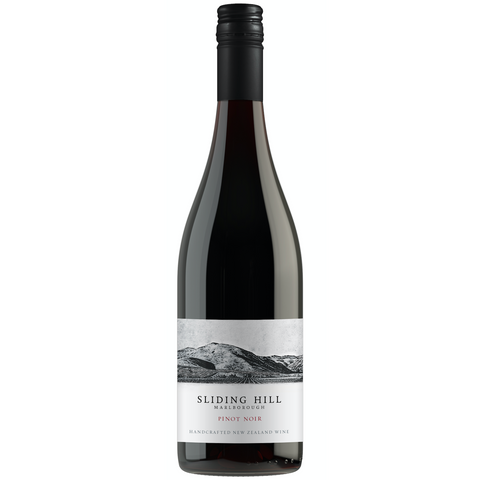 Sliding Hill Pinot Nor 2017