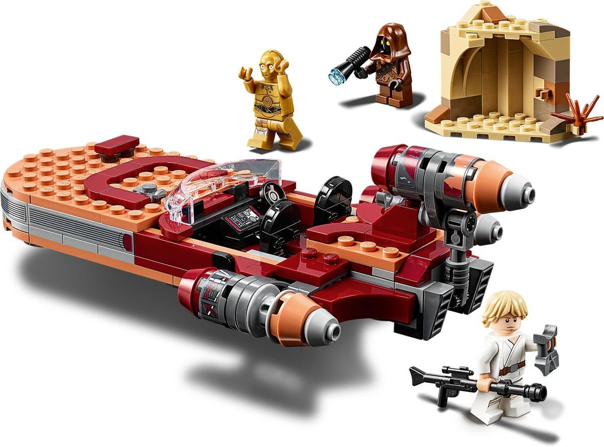 Luke Skywalker-ov Landspeeder™