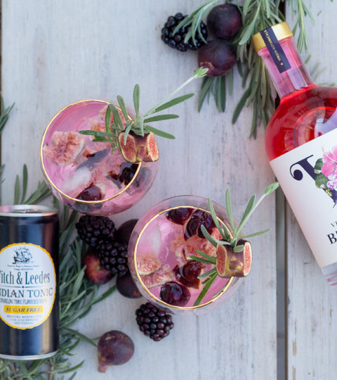 The Curious Spirit Bloom Pink Fig Recipe