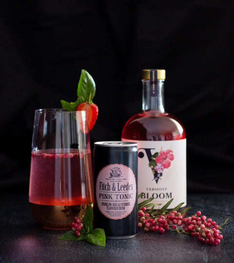 The Curious Spirit Bloom Pepper Berry Recipe