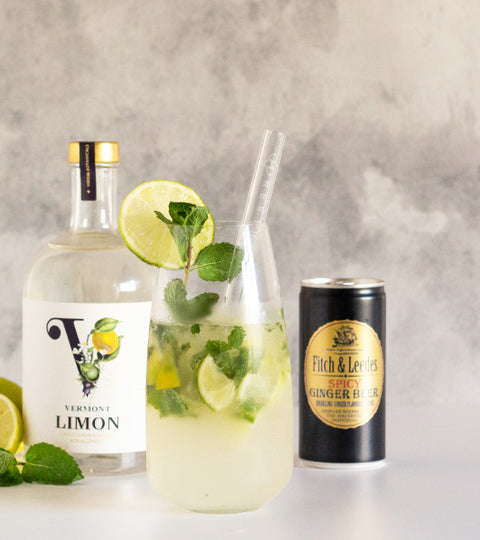 The Curious Spirit Limon Fiery Mojito Recipe