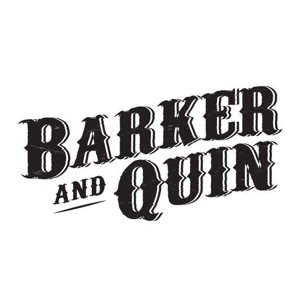 Barker and Quin Tonic Water Logo