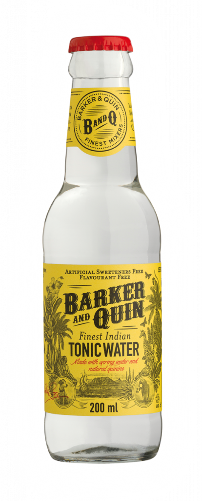 Barker & Quin Indian Tonic Water