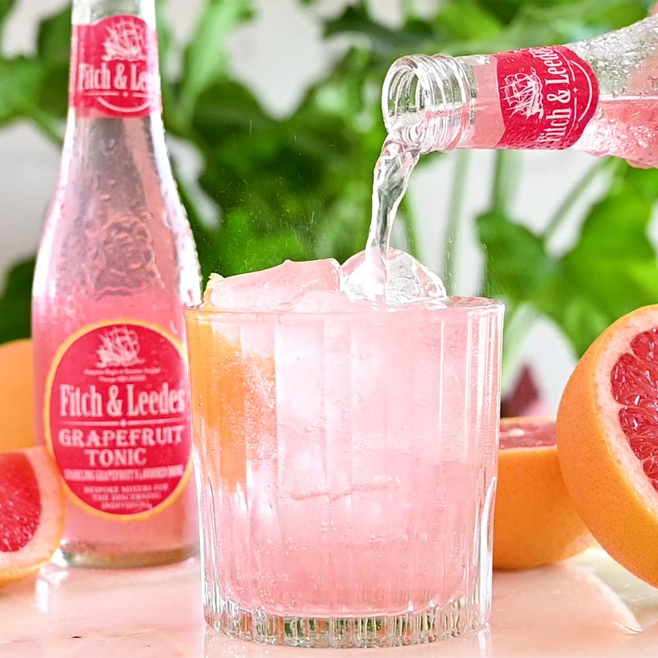 Fitch & Leedes Grapefruit Tonic